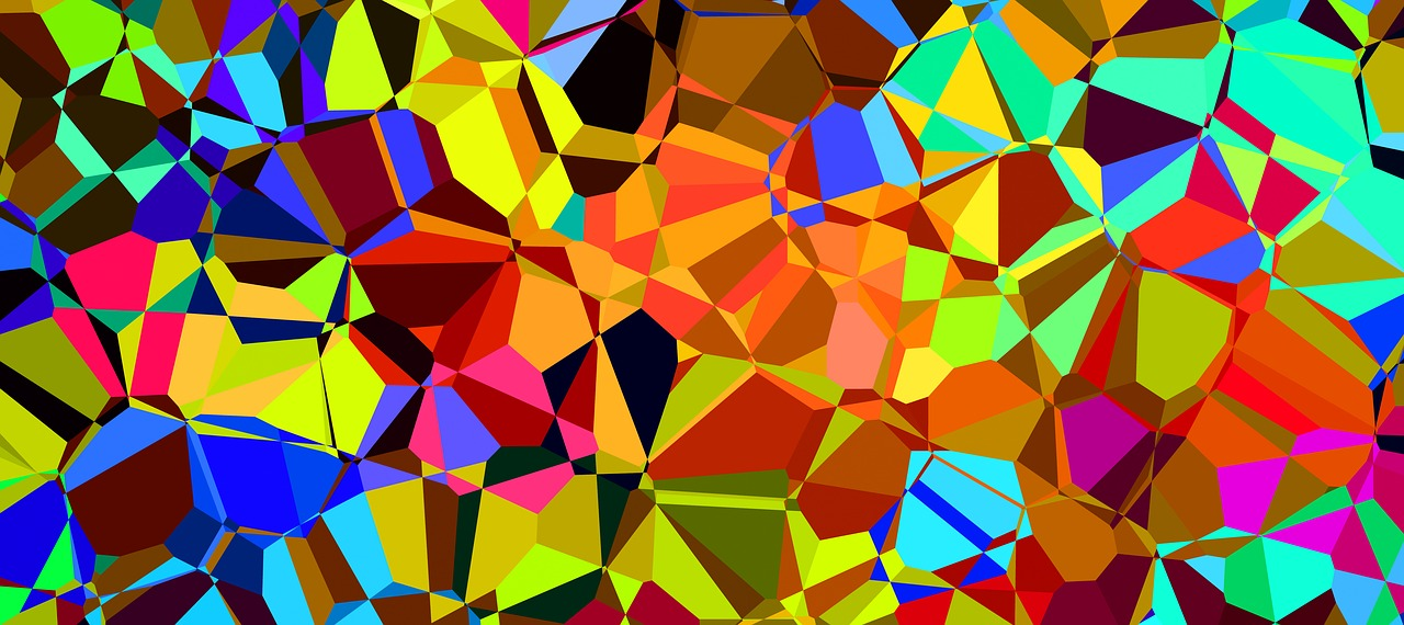 colorful, color, prism